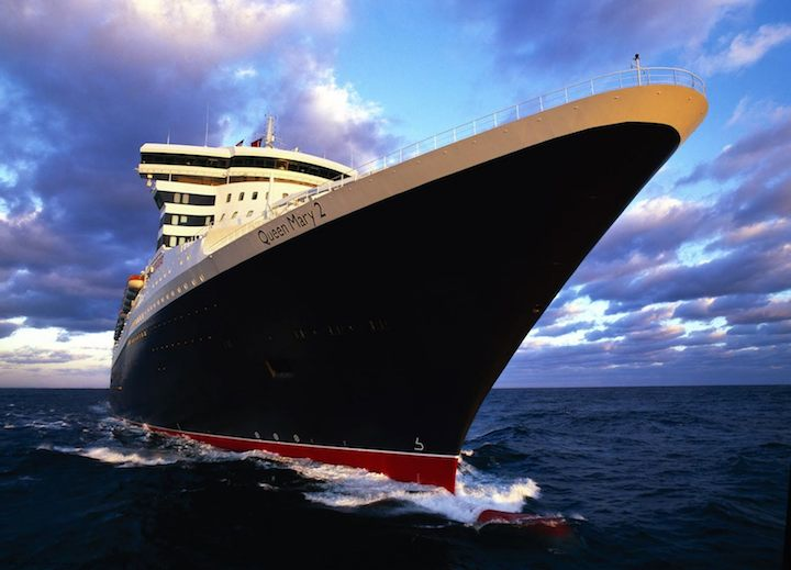 nava de croaziera Queen Mary 2